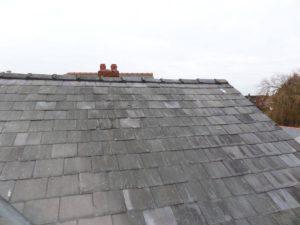 slate roof sefton